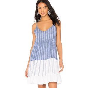 New Rails Mattie Dress In Mixed Stripes